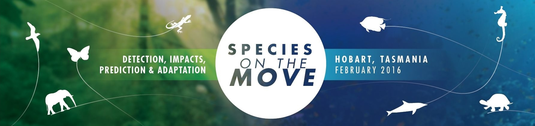 Species on the move conference