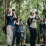 Citizen science for threatened species conservation and building community support