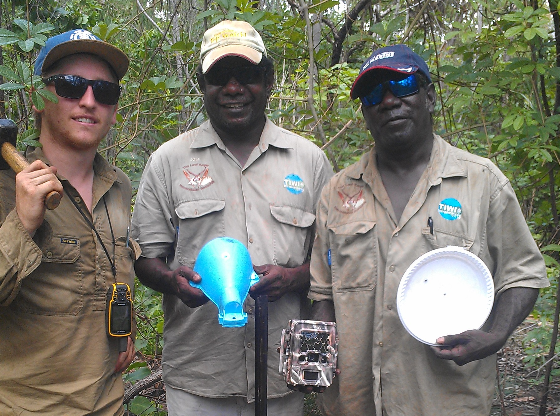 Melville Island mammal declines fought with fire