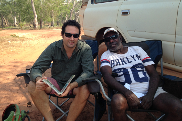 Looking after culturally significant and threatened species on the Tiwi Islands